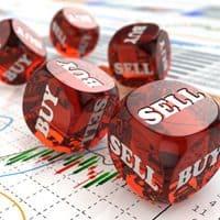 שוק ההון בהשוואה לקוביות מזל