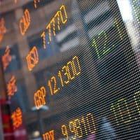 שוק ההון והמניות בפעולה